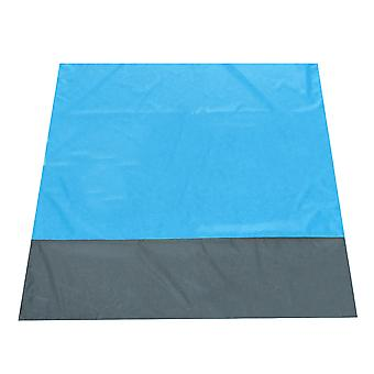 Swotgdoby Sand Proof Beach Blanket Outdoor Picnic Mat For Travel, Camping, Hiking And Music Festivals-lightweight Quick Drying Heat Resistant