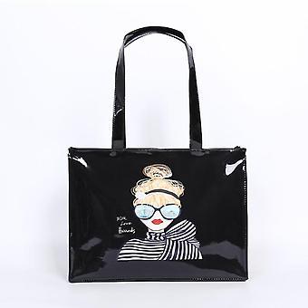 Edición Horizontal Eco Friendly Tote Shopping Bag