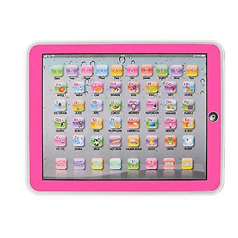 Giocattoli educativi Dot Reading Machine Inglese Early Education Machine IPAD Tablet Learning Machine