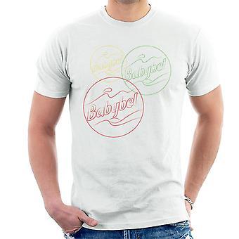 Baby Bel smaker mäns T-shirt