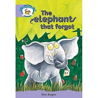 Literacy Edition Storyworlds� Stage 8, Animal World, The Elephant That Forgot (STORYWORLDS)