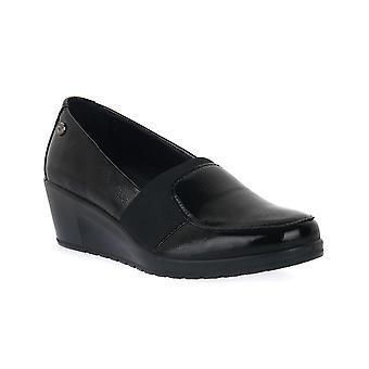 Enval soft jade black shoes