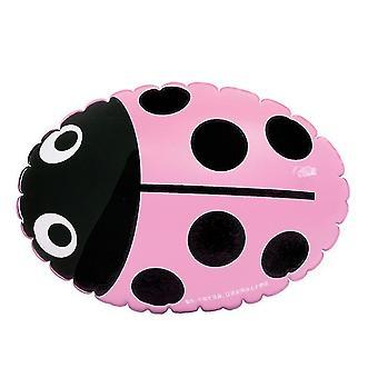 Schwimmtasche Doppel Airbag Drifting Bag Professional Anti Ertrinken Schwimmfeste Tasche (Pink)