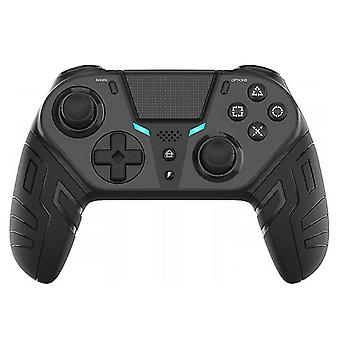 Portable game console accessories bluetooth wireless joystick for ps4 controller fit for mando ps4 console gamepad joysticks black