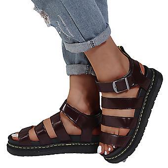 Women's Broadband Platform Sandals