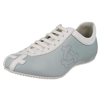 Ladies Ascot Casual Trainers Pina Colada