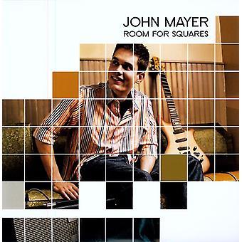 John Mayer - rum för rutor [Vinyl] USA import