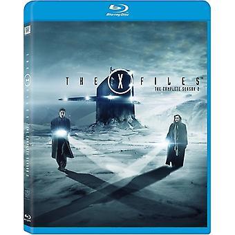 X-Files: Gli S.U.A. completa stagione 2 [Blu-ray] importare