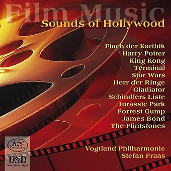 Vogtland Philharmonie - Sounds of Hollywood: Music From the Movies [SACD] USA import
