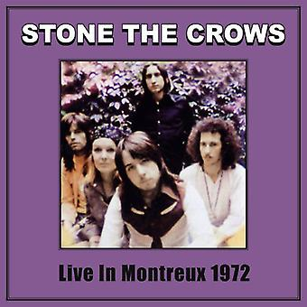 Stone the Crows - Live in Montreux 1972 [Vinyl] USA import