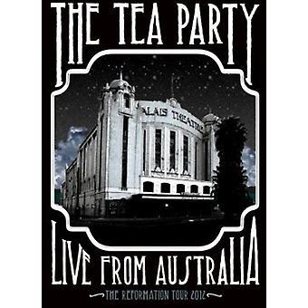 Tea Party - tournée de Reformation: USA en direct d'Australie [DVD] import