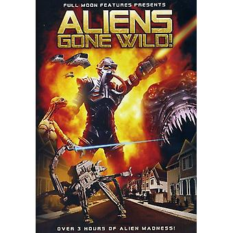 Aliens Gone Wild [DVD] USA import