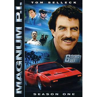 Magnum p.i.: Staffel 1 [DVD] USA import