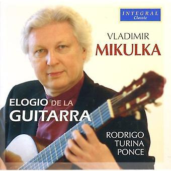 Joaquin / Mikulka - Elogio De La Guitarra [CD] USA import