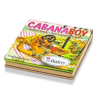TheBalm cabana băiat umbra/fard de obraz-8.5 g/0.3 oz