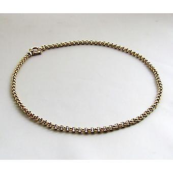 Christian Golden jasseron halsband