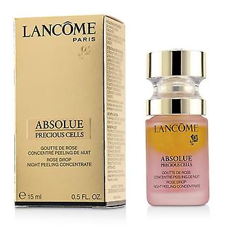 Lancome Absolue Precious Cells notte rosa goccia Peeling concentrato - 15ml/0.5 oz