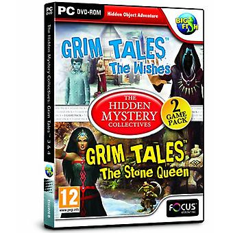 The Hidden Mystery Collectives Grim Tales 3  4 (PC DVD) - New