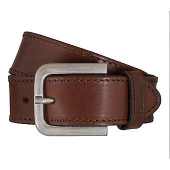 Atelier GARDEUR bælter mænds bælter læderbælte Brown 5869