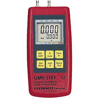Greisinger GMH 3161-13 Digital Fine Manometer Including Sensor