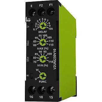 Monitoring relay 1 change-over tele V2UM230V10 1 pc(s)