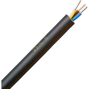 Kopp 153325009 Earth cable NYY-J 3 G 1.50 mm² Black 25 m