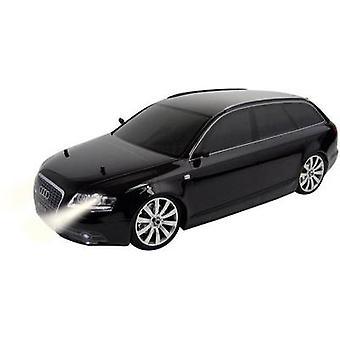 Reely 235842 01:10 corpo de carro Audi RS6 205 mm pintado, cortado, decorada, com luzes