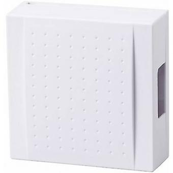 Heidemann 70606 Chime 230 V (max) 83 dBa Pure white