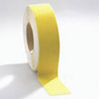 COBA Europe Anti-Slip Tape Yellow R13 18.3 m 50 mm
