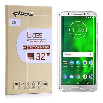 Extra gehärtetes Panzerglas für Motorola Moto G6 (5.7) - 2er-Pack