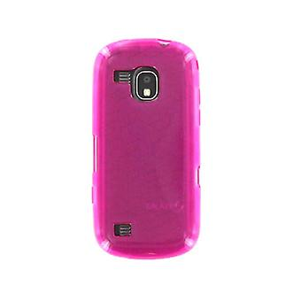 OEM Verizon Samsung Continuum SCH-I400 High Gloss Silicone Case (Pink) (Bulk Packaging)