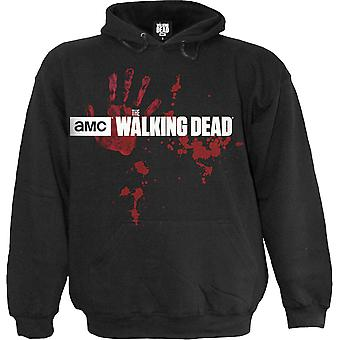 Spiral Direct Gothic ZOMBIE HORDE - Hoody Black|The Walking Dead|Zombie|Blood|Horror