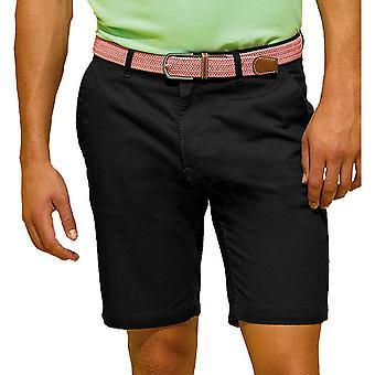 Utendørs utseende Mens knekt klassiske Casual myk Chino Shorts