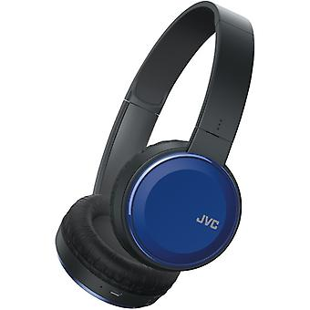 Colorful Bluetooth(R) Headphones (Blue)