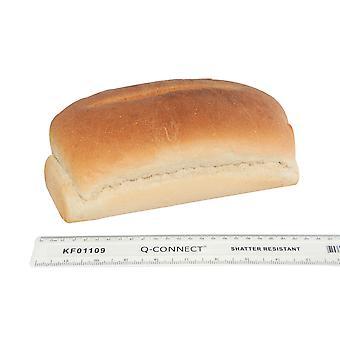 Fosters congelati pagnotte di pane bianco superiore aperta Bloomer