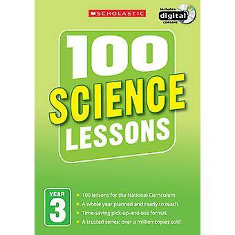 100 naturfag - år 3 - år 3 av Malcolm Anderson - 97814071276