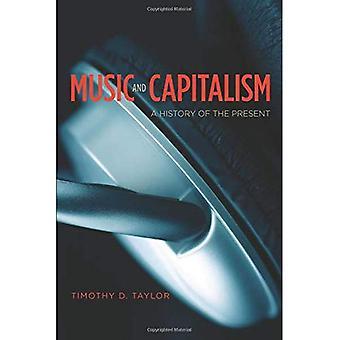 Musikk og kapitalisme: en historie i dag (store problemer i musikk)