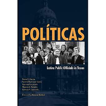 Politicas: Latina funcionários públicos no Texas