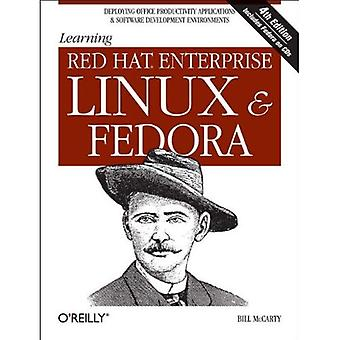 Oppimisen Red Hat Enterprise Linux & Fedora