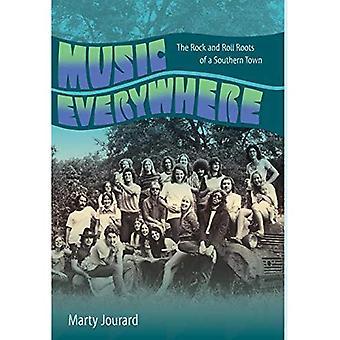 Music överallt: Rockn'roll rötterna av en södra stad