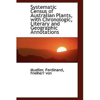 Censimento sistematico delle piante australiane, con annotazioni cronologica, letterari e geografiche
