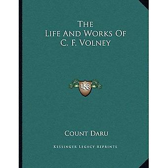 The Life and Works of C. F. Volney