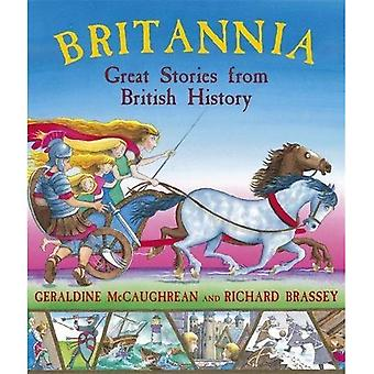 Britannia: Belles histoires de l'histoire britannique