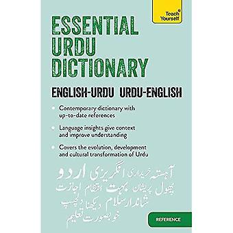 Väsentliga Urdu ordbok: Lära sig Urdu med Teach Yourself