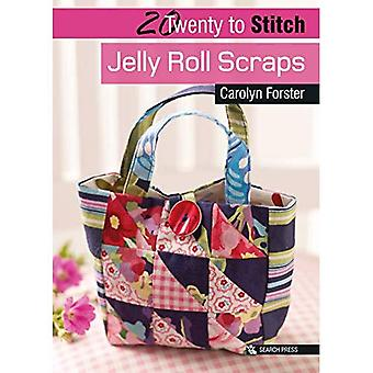 Jelly Roll Scraps (20 Stellen)