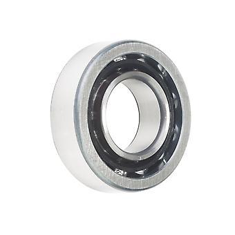 Nsk 7306Bwg enkelt række vinklet kontakt kugleleje