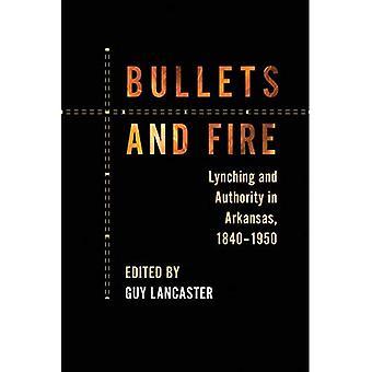 Opsommingstekens en brand: Lynching en gezag in Arkansas, 1840-1950