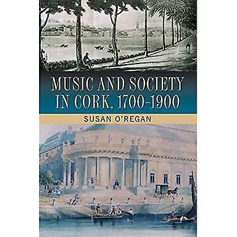 Muziek en de samenleving in Cork, 1700-1900
