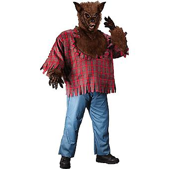 Werewolf Plus Size Adult Costume