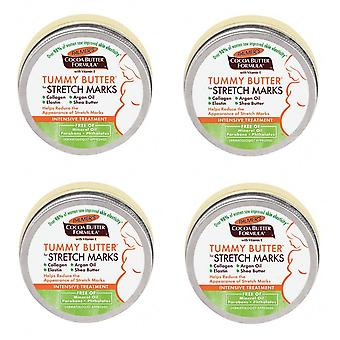 Palmer's Cocoa Butter Tummy Butter 125g (4-PACK)